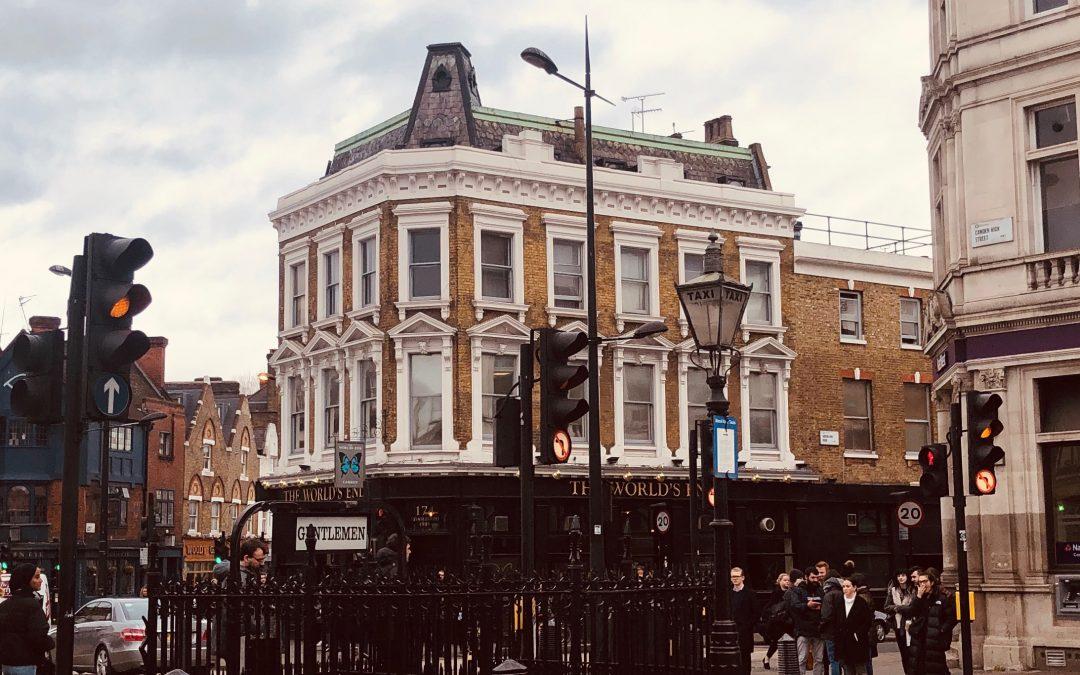 London – meine Liebesgeschichte hinter den Kulissen